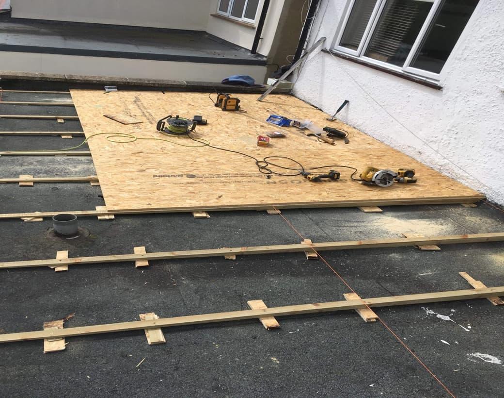 Flat Roofing Contractors