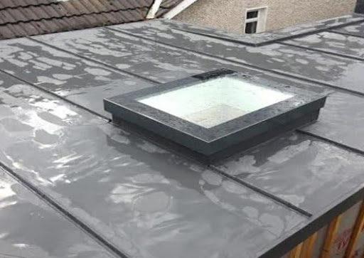 Fibreglass Flat Roof Repairs